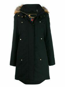 Moose Knuckles hooded parka - Black