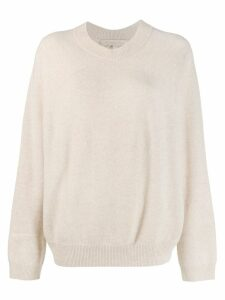 Vanessa Bruno fine knit sweater - Neutrals