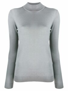 Tom Ford turtle neck knit sweater - Grey