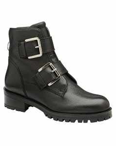 Ravel Darfield Leather Ankle Boots