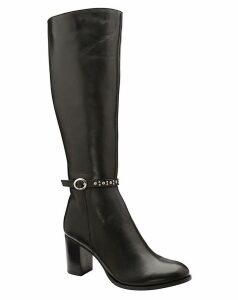 Ravel Roxburgh Leather Knee High Boots