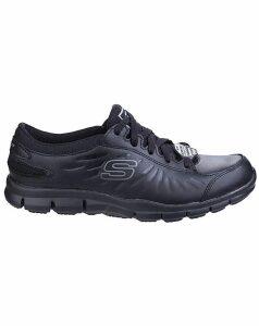 Skechers Eldred Slip Resistant Work Shoe