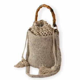 Monique Singh - Iconic Ethereal Floral Jacquard Crop Top