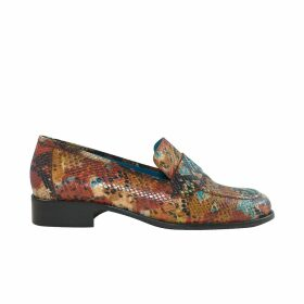 The Extreme Collection - Faux Fur Knit Jacket Teodora