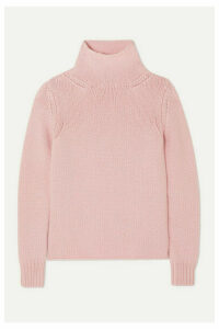 Gabriela Hearst - Velimir Cashmere Turtleneck Sweater - Blush