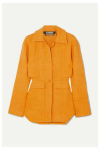 Jacquemus - Monceau Woven Shirt - Orange