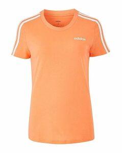 adidas 3 Stripe Slim T-Shirt