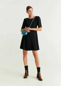 Bow short dress