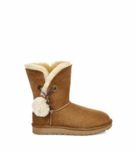 UGG Irina Star Charm Boot Womens Boots Chestnut 9