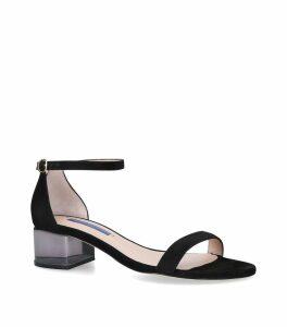 Simple Lucite Sandals 65