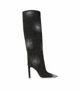 Mavis 100 Bead-Embellished Boots