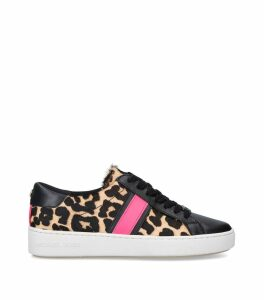 Leopard Print Irving Sneakers