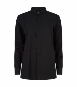 Egyptian Cotton Graphic Collar Shirt