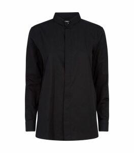 Egyptian Cotton Graphic Collar Shirt