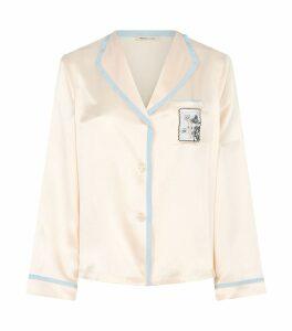 Mimi Silk Pyjama Shirt