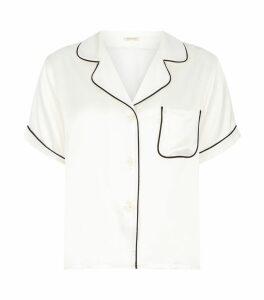 Katelyn Silk Pyjama Shirt