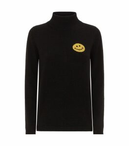 Happy Emoji Rollneck Sweater