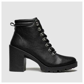 Schuh Black Lookalike Boots