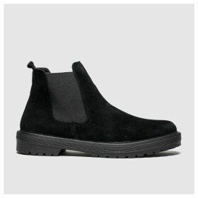 Schuh Black Nimble Boots