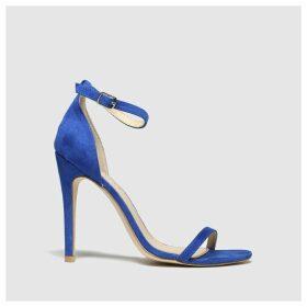 Schuh Blue Passion High Heels