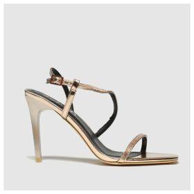 Schuh Bronze Angelic High Heels