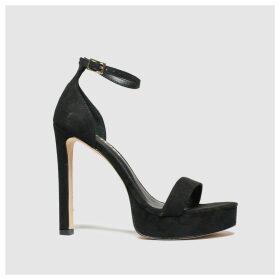 Schuh Black Magnificent High Heels