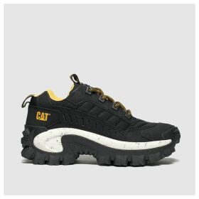 Cat-footwear Black Intruder Trainers