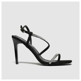 Schuh Black Angelic High Heels