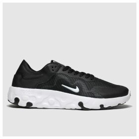 Nike Black & White Renew Lucent Trainers