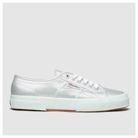 Superga Silver 2750 Trainers
