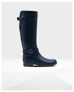 Women's Refined Slim Fit Adjustable Tall Wellington Boots