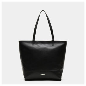 Timberland Rosecliff Tote Bag For Women In Black Black, Size ONE