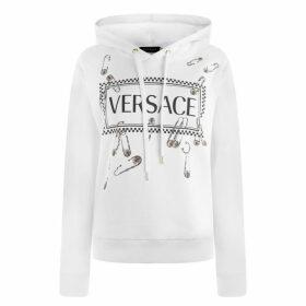 Versace Pin Print Hoodie