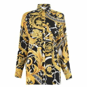 Versace Baroque Pin Shirt