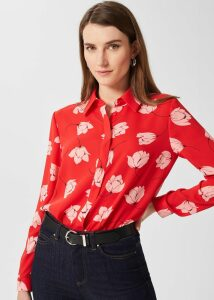 Audrey Sweater Cobalt XL