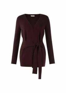 Annabel Cardigan Mulberry XL
