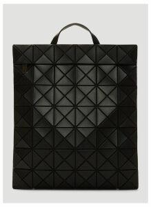 Bao Bao Issey Miyake Flat Pack Backpack in Black size One Size