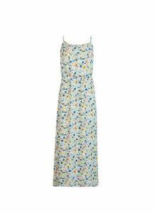 Womens Only Multi Colour Floral Print Camisole Maxi Dress, Multi Colour
