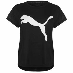 Puma Urban Sports T Shirt Ladies