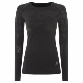 Reebok Thermo warm seamless sports top
