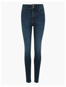 M&S Collection Magic Sculpt High Waist Skinny Jeans