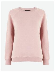 M&S Collection Vintage Wash Sweatshirt