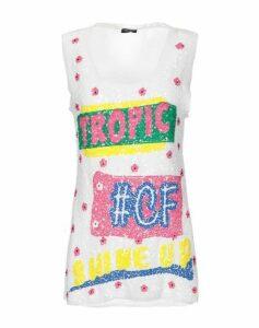 CRISTINAEFFE TOPWEAR Vests Women on YOOX.COM
