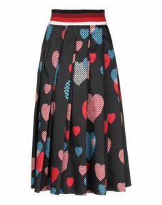DIMORA SKIRTS 3/4 length skirts Women on YOOX.COM
