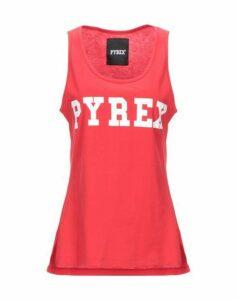 PYREX TOPWEAR Vests Women on YOOX.COM
