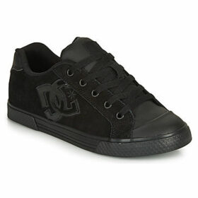 DC Shoes  CHELSEA SE  women's Skate Shoes (Trainers) in Black