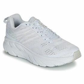 Hoka one one  CLIFTON 6  women's Running Trainers in White