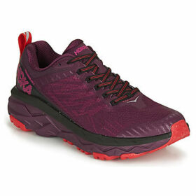 Hoka one one  CHALLENGER ATR 5  women's Running Trainers in Red