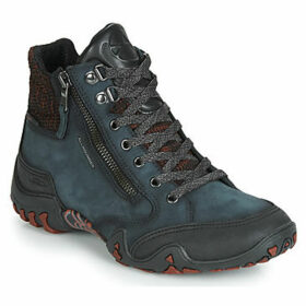 Allrounder by Mephisto  FAIDA-TEX  women's Mid Boots in Blue