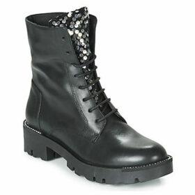 Tosca Blu  DIANE  women's Mid Boots in Black